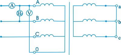 Схема электрическая подключения погружного насоса на азс